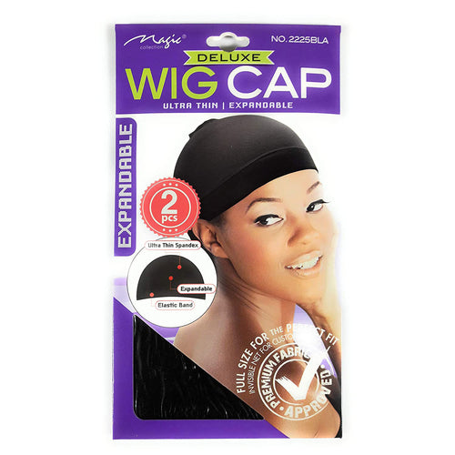 Magic Collection - STOCKING Wig Cap 2 pcs