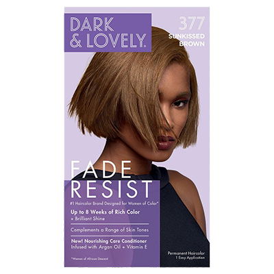 Dark & Lovely - Color 377 Sun Kissed Brown