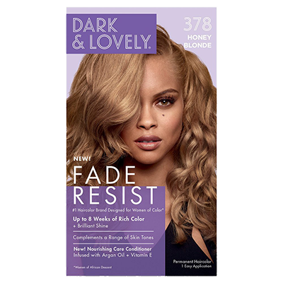 Dark and Lovely - Color 378 Honey Blonde