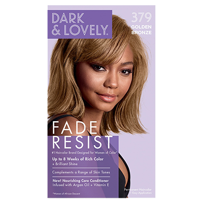 Dark and Lovely - Color 379 Golden Bronze