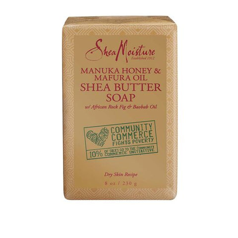 Shea Moisture - Manuka Honey & Mafura Oil Shea Butter Soap