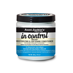 "Aunt Jackies - In Control ""Anti-Poof"" Moisturizing & Softening Conditioner - 15oz"