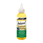Aunt Jackie's - Natural Growth Oil Blends Balance Grapeseed & Avocado - 4oz