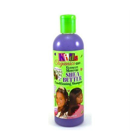 Africas Best - Kids Shea Butter Conditioning Shampoo - 12oz