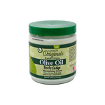Africas Best - Olive Oil Body Whip Moisturizing Cream - 15oz