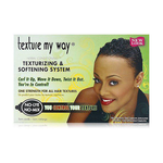 Africas Best - Texture My Way Texturizing & Softening System