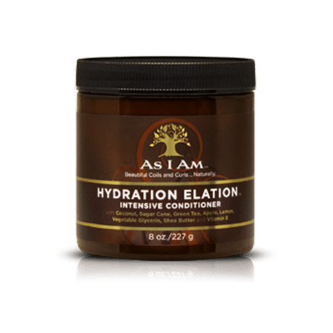 As I Am - Hydration Elation Intensive Conditioner - 8oz