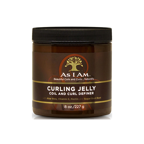 As I am - Curling Jelly Coil & Curl Definer - 8oz