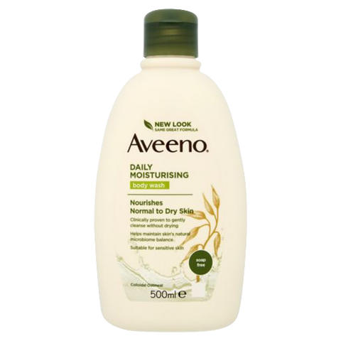 Aveeno - Daily Moisturising Body Wash - 300 ml