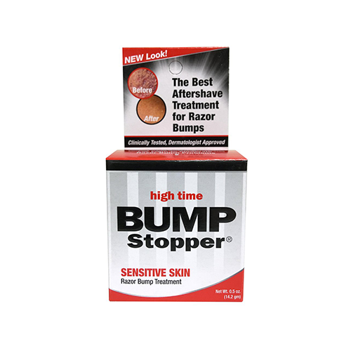 Bump Stopper - Razor Bump Treatment Sensitive Skin Formula - 0.5oz