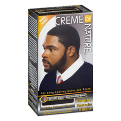 Creme of Nature - Permanent Hair Colour 1.0 Natural Black