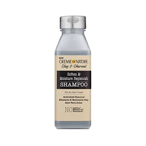 Creme of Nature Clay & Charcoal Shampoo