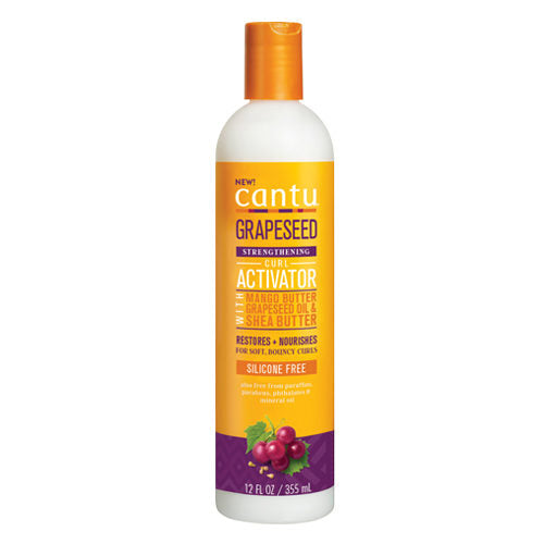 Cantu - Grapeseed Strengthening Curl Activator - 12oz