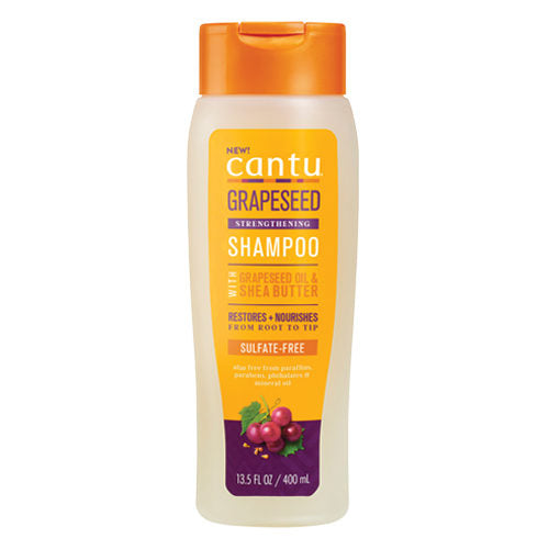 Cantu - Grapeseed Strengthening Shampoo - 13.5oz