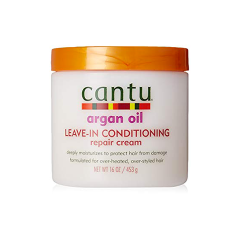 Cantu - Argan Oil Leave-In Conditioning Repair Cream -16oz