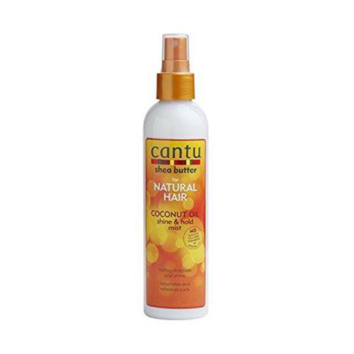 Cantu - Coconut Oil Shine & Hold Mist - 8oz