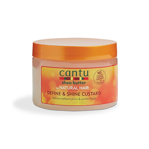 Cantu - Define & Shine Custard - 12oz