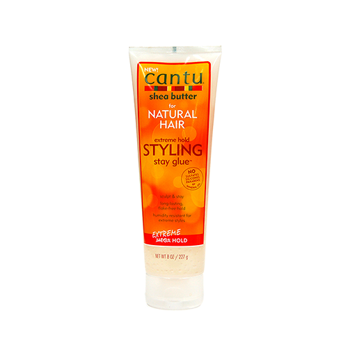 Cantu - Extreme Hold Styling Stay Glue - 8oz