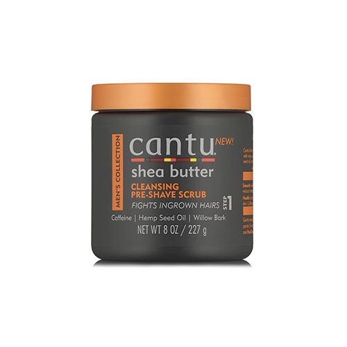 Cantu - Men Cleansing Pre-Shave Scrub - 8oz