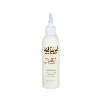 Cantu - Tea Tree & Jojoba Hair & Scalp - 6oz