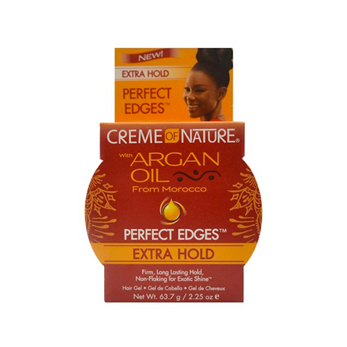 Creme Of Nature - Argan Oil Perfect Edges Extra Hold - 2.25oz