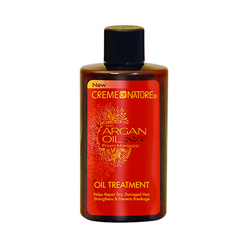 Creme Of Nature - Argan Oil Treatment - 3oz