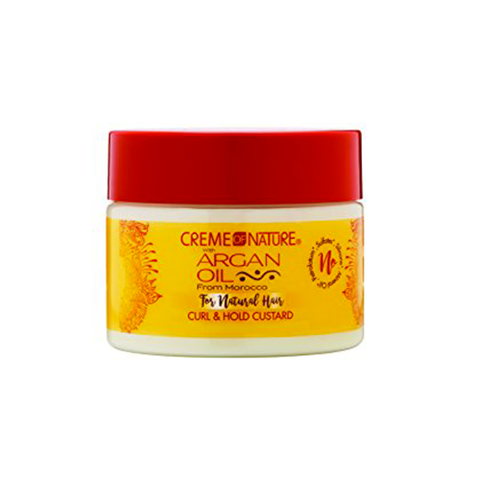 Creme Of Nature - Curl & Hold Custard Curl	Defining Jelly - 11.5oz
