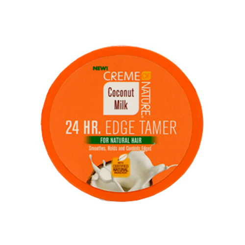 Creme of Nature - Coconut Milk 24 HR Edge Tamer - 2.25oz