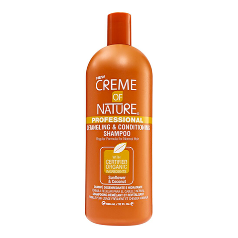 Creme of Nature - Professional Detangling & Conditioning Shampoo - 32oz