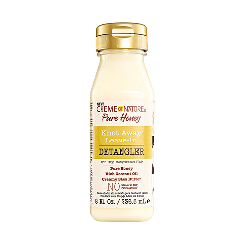 Creme of Nature - Pure Honey Knot Away Leave-In Detangler - 8oz