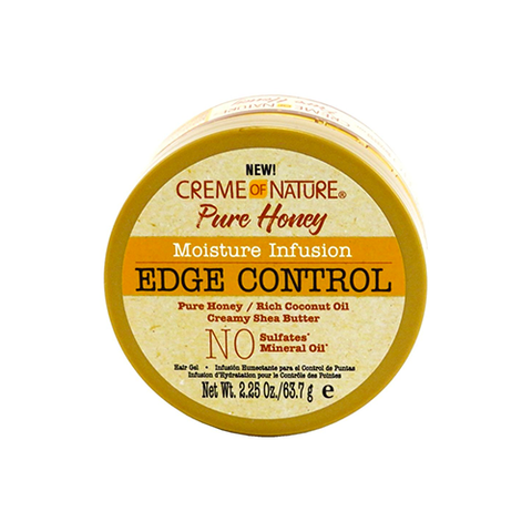 Creme of Nature - Pure Honey Moisture Infusion Edge Control - 2.25oz