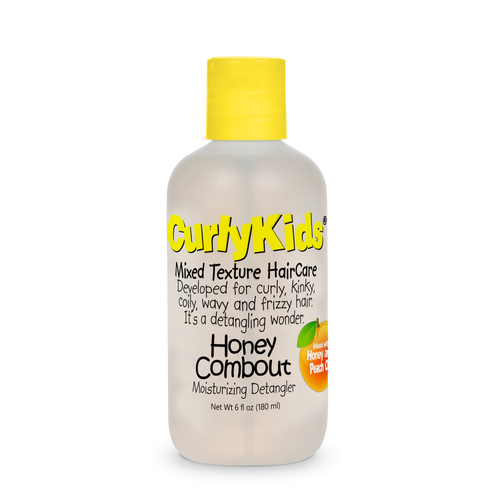 Curly Kids - Honey Combout Moisturizing Detangler - 6oz