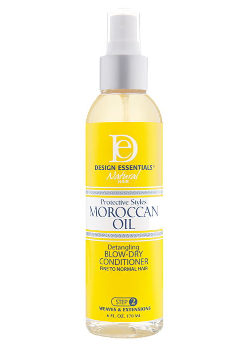Design Essentials Moroccan Oil Blow-Dry Conditioner