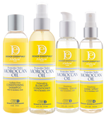 Design Essentials Moroccan Oil Collection