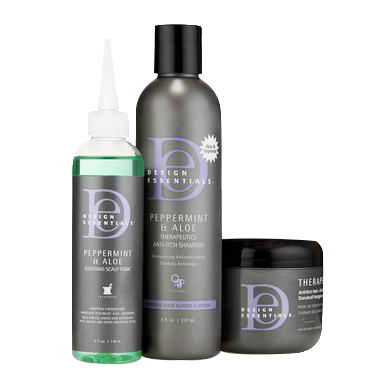 Design Essentials Soothing Scalp Care Relief Trio