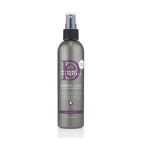 Design Essentials - Bamboo & Silk HCO Leave-In-Conditioner - 8oz