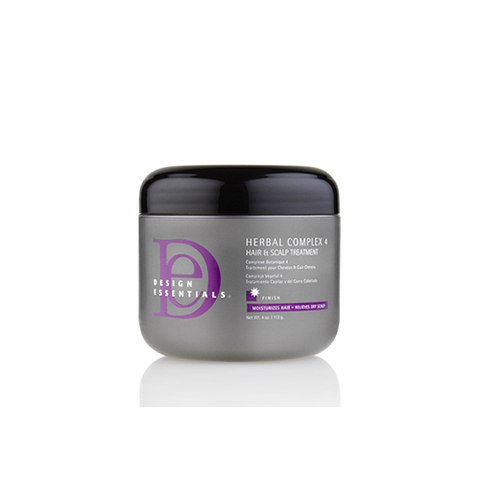 Design Essentials - Herbal Complex 4 Hair & Scalp Treatment