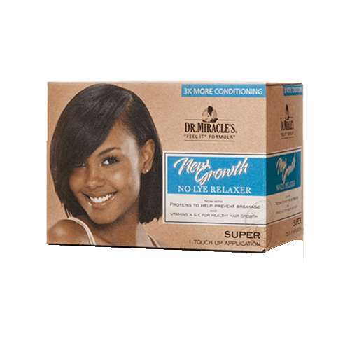 Dr. Miracles - New Growth No-Lye Relaxer Super