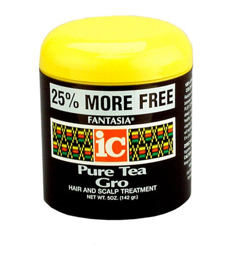 Fantasia IC - Pure Tea Gro Hair and Scalp Treatment - 5oz