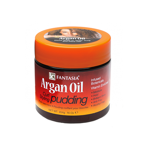 Fantasia IC - Argan Oil Curl Styling Pudding - 16oz
