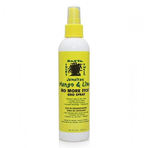 Jamaican Mango & Lime - No More Itch Gro Spray - 8oz