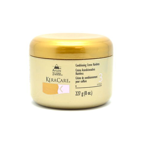 KeraCare - Conditioning Creme Hairdress - 8oz