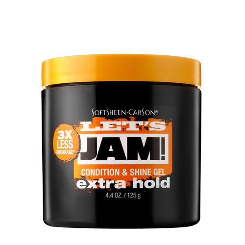 Extra Hold Gel; Soft Sheen Carson; Let's Jam; Let's Jam Extra Hold