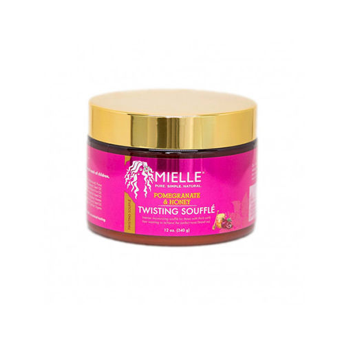 MIELLE - Pomegranate & Honey Twisting Souffle - 12oz
