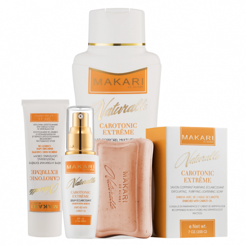 Makari Naturalle Carotonic Gift Set (4 pc set)