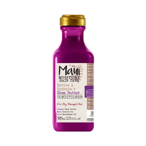 Maui - Revive & Hydrate Shea Butter Conditioner