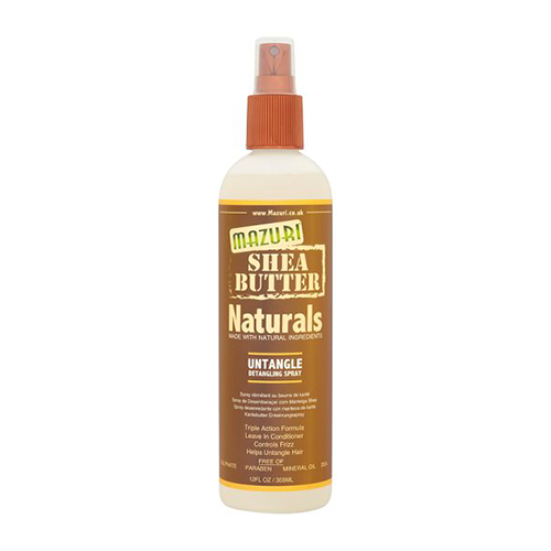 Mazuri - Shea Butter Untangle Detangling Spray - 12oz