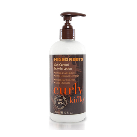 Mixed Roots - Curl Control Leave In Lotion - 12oz