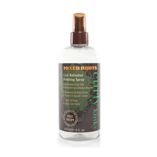 Mixed Roots - Curl Refreshing Finishing Spray - 12oz