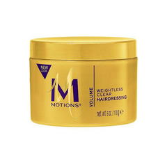 Motions - Volume Weightless Clear Hairdress - 6oz